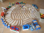 riesige Brio Eichhorn Eisenbahn mit