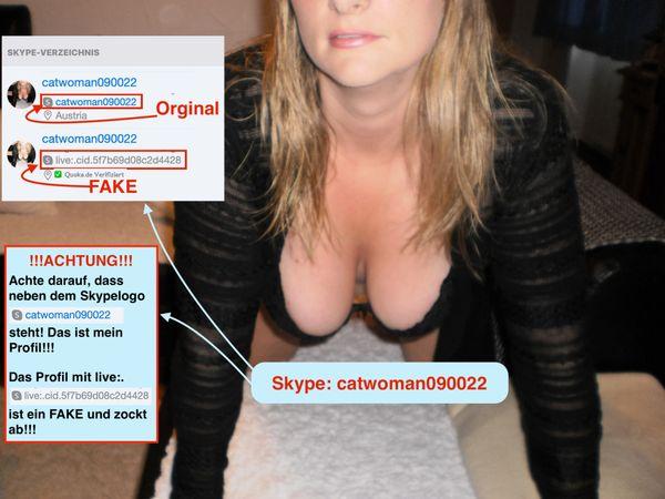 Skype Camsex für TG