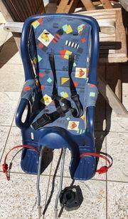 Fahrrad Kindersitz Römer Jockey