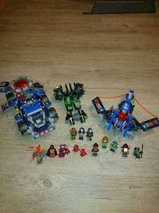 Lego nexo knights 70320 72002