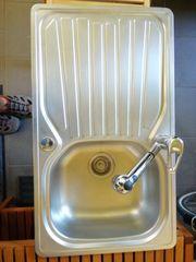 Küchenbecken inkl Armatur