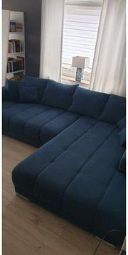 Rundecke Sofa