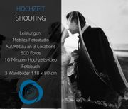 Profi-Hochzeit-Shooting