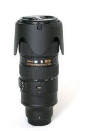 Nikon AF-S Nikkor 70-200mm f2