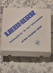 Liebherr Isolationsplatte