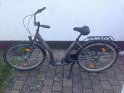 Verkaufe ein City-Bike der Marke