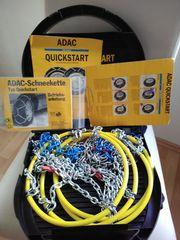 Schneeketten ADAC Quickstart im Koffer