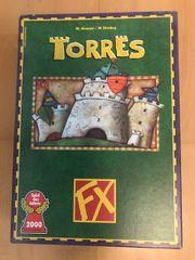 TORRES - Spiel des Jahres 2000 -