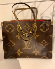 Louis Vuitton Tasche OntheGo mit
