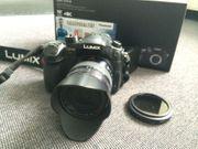 Panasonic DMC-GH4 Panasonic Vario 12-35 -