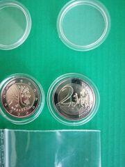 2 Euro Sondermünze Estland 2017