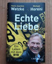 Echte Liebe - Hans-Joachim Watzke