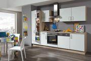 Küchenzeile von NOBILIA 290 cm