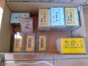 36 Hörspielkassetten für Kinder