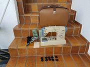 Nähmaschine Anker Gloria automatic Koffer