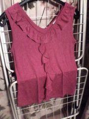 Top - Damen - Achsel Shirt - YESSICA - ärmellos -