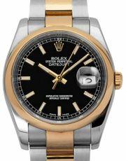 Rolex Datejust 116203 Stahl Automatik