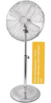 Standventilator 40cm Durchmesser Neuware sofort