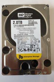 Desktop-Festplatten Western Digital 2 TB