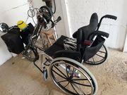 Rollstuhl Handbike