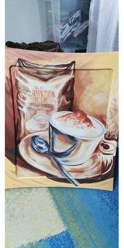Bilder Deko Bild Kaffee Bar