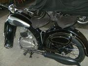 NSU 200 Oldtimer-Motorrad