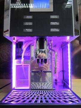 WMF Presto Kaffeevollautomat, First Class, Frisch vom Service
