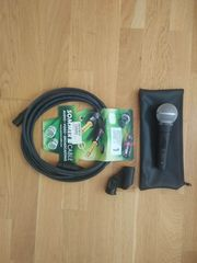 Gesangsmikrofon - Set - Reserviert Sure SM58S