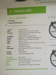 Damen E-Bike PEGASUS 300 km