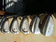 Golf Stand Bag aus Leder