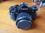 Konglomerat analoge Fotoapparate Objektive Super-8