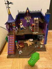 Playmobil Scooby Doo Haus Geisterhaus