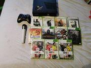 Xbox 360 mit Zubehör