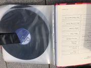 Singles LP s mit Marschmusik
