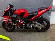 Honda CBR954RR SC50 Fireblade