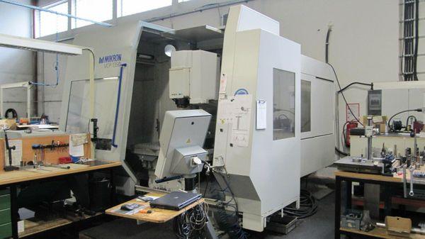 Mikron VCP 1350