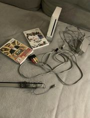 Nintendo Wii mit Wii fit