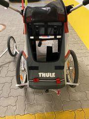 Chariot Thule Corsaire 1 orange