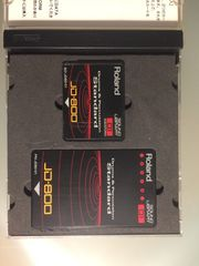 Roland ROM Card Set JD