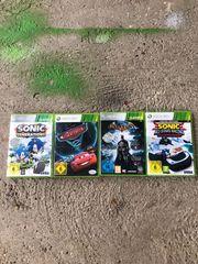 XBox 360 Spiele Kinect Spiele