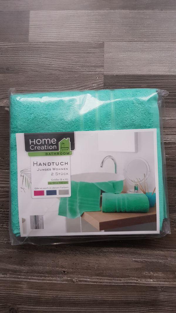 HANDTUCH HOME CREATION 2ER SET