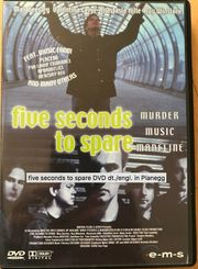 five seconds to spare DVD