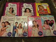 Disney Violetta 3 Bücher 4