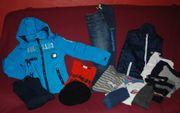 Winterkleidung Jungs Gr 134 140