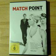 DVD MATCHPOINT