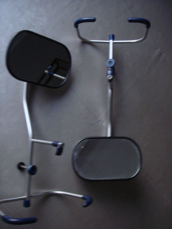 Oppi Wohnwagenspiegel Caravan Spiegel für