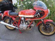 Oldtimer Ducati 900 SS desmo