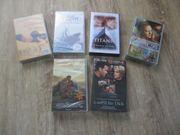 romantische Filme als VHS Videos