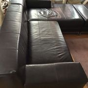 Ikea Kramfors Sofa mit Recamiere