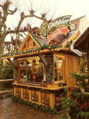 Aushilfe für Weihnachtsmarkt Ausschank Imbiss